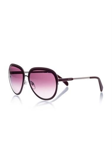Emilio Pucci  Ep 0037 69T Kadın Güneş Gözlüğü Mor